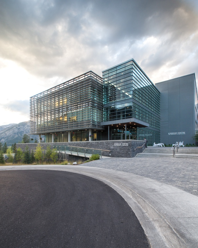 Kinnear Centre for Creativity, Banff Centre