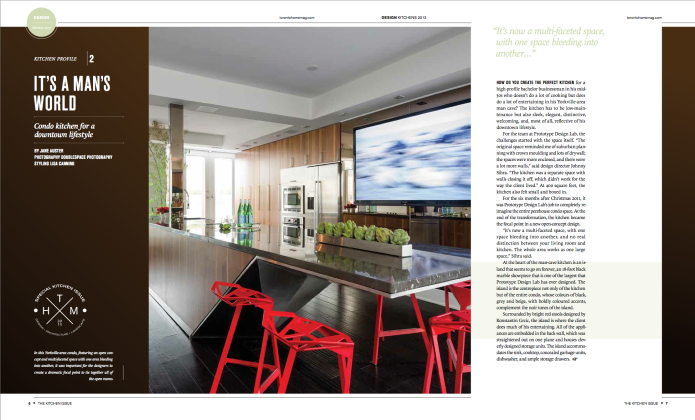 Astounding Toronto Home Magazine Doublespace Photography Largest Home Design Picture Inspirations Pitcheantrous
