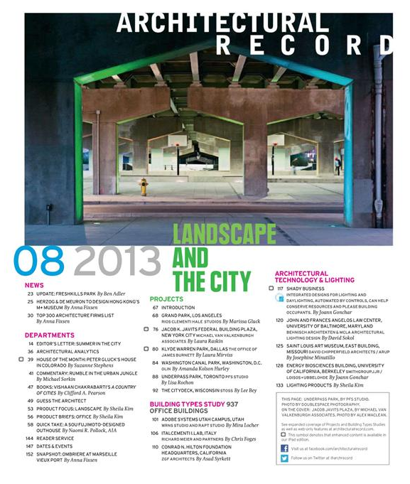 doublespace photography architectural record publication