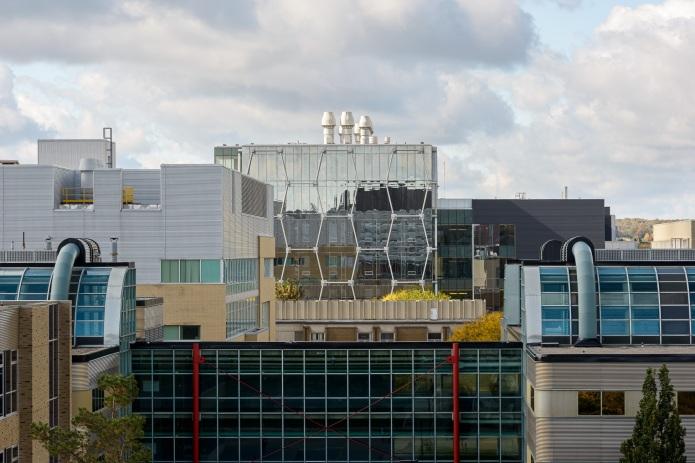 100-KPMB Quantum-Nano Centre Waterloo Doublespace Toronto Architectural Photography