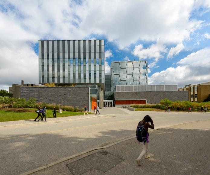 30-KPMB Quantum-Nano Centre Waterloo Doublespace Toronto Architectural Photography
