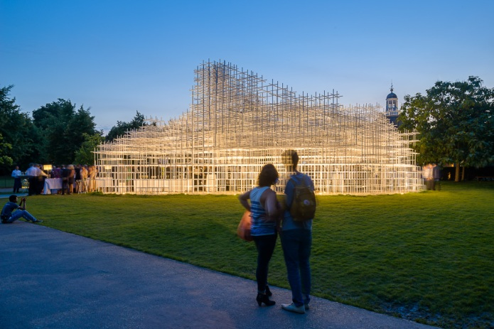 95-doublespace architectural photography london   Serpentine Pavillion Sou Fujimoto-