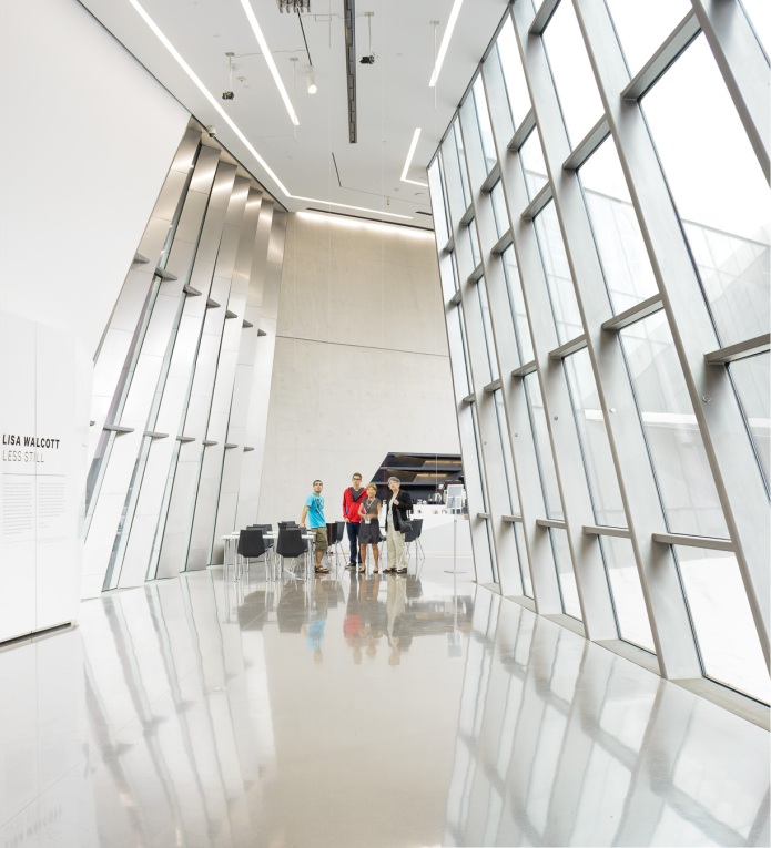 225-Zaha Hadid Broad Museum Lansing Doublespace Toronto Architectural Photography