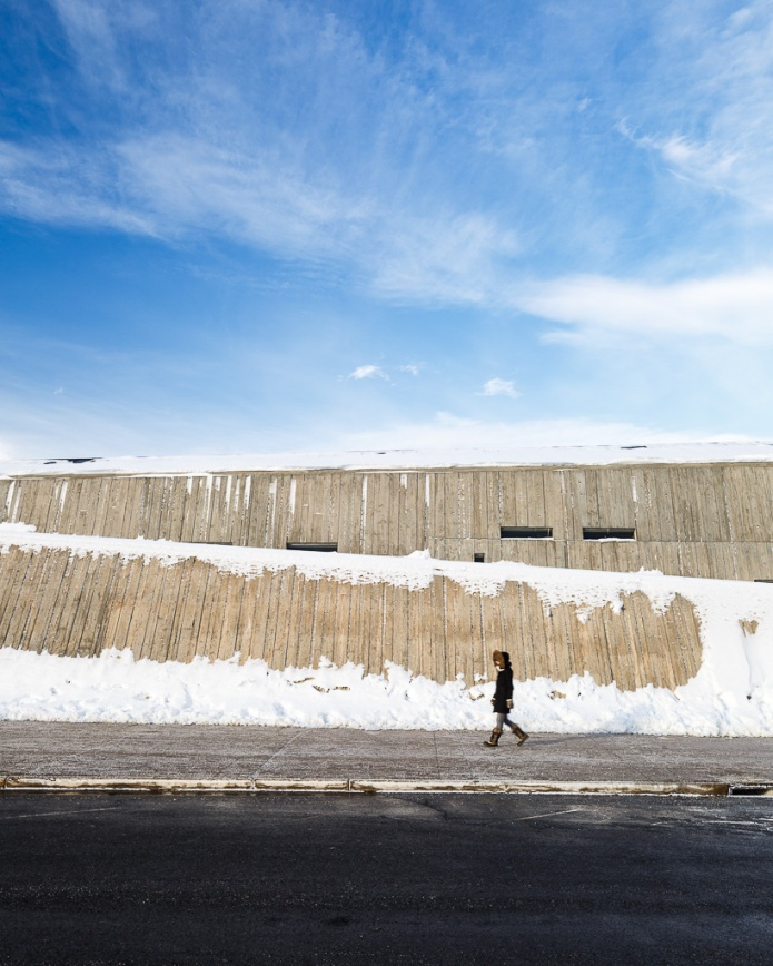 winter canadian war museum