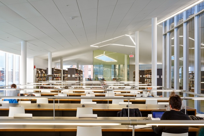 124-Bibliotheque Raymond Levesque Asselin Jodoin Lamarre Pratte doublespace montreal-Edit
