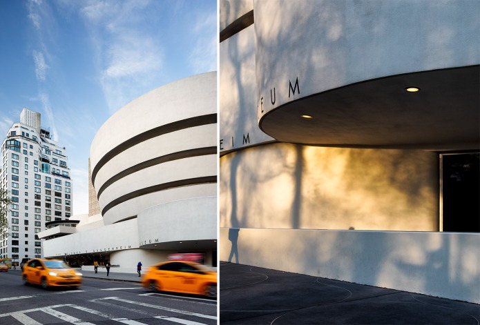 Frank Lloyd Wright's Guggenheim is a classic not to be missed