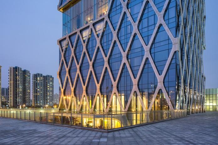 Kapok Hotel Shenzhen Bay by Goettsch and Partners