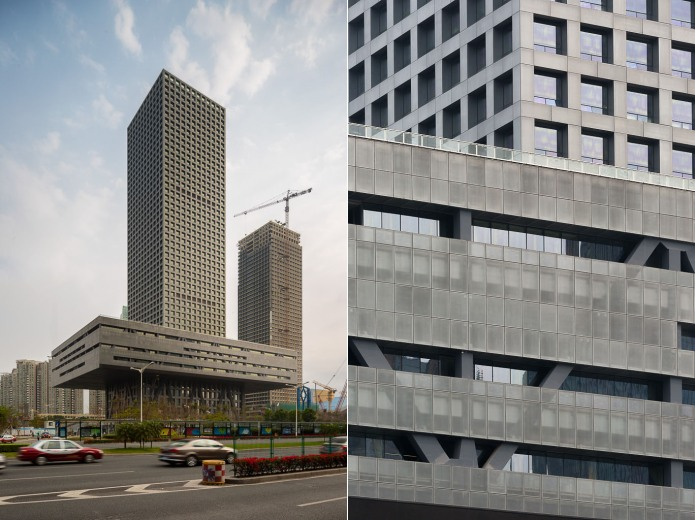 OMA's Shenzhen Stock Exchange Tower