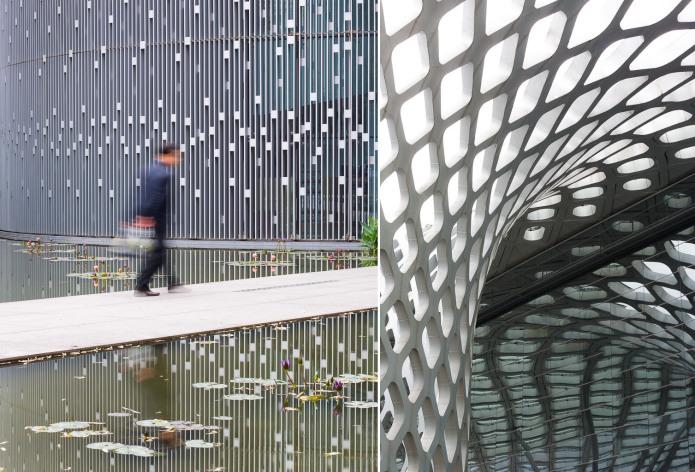 doublespace architectural photography nanshan marriage centre urbanus shenzhen China