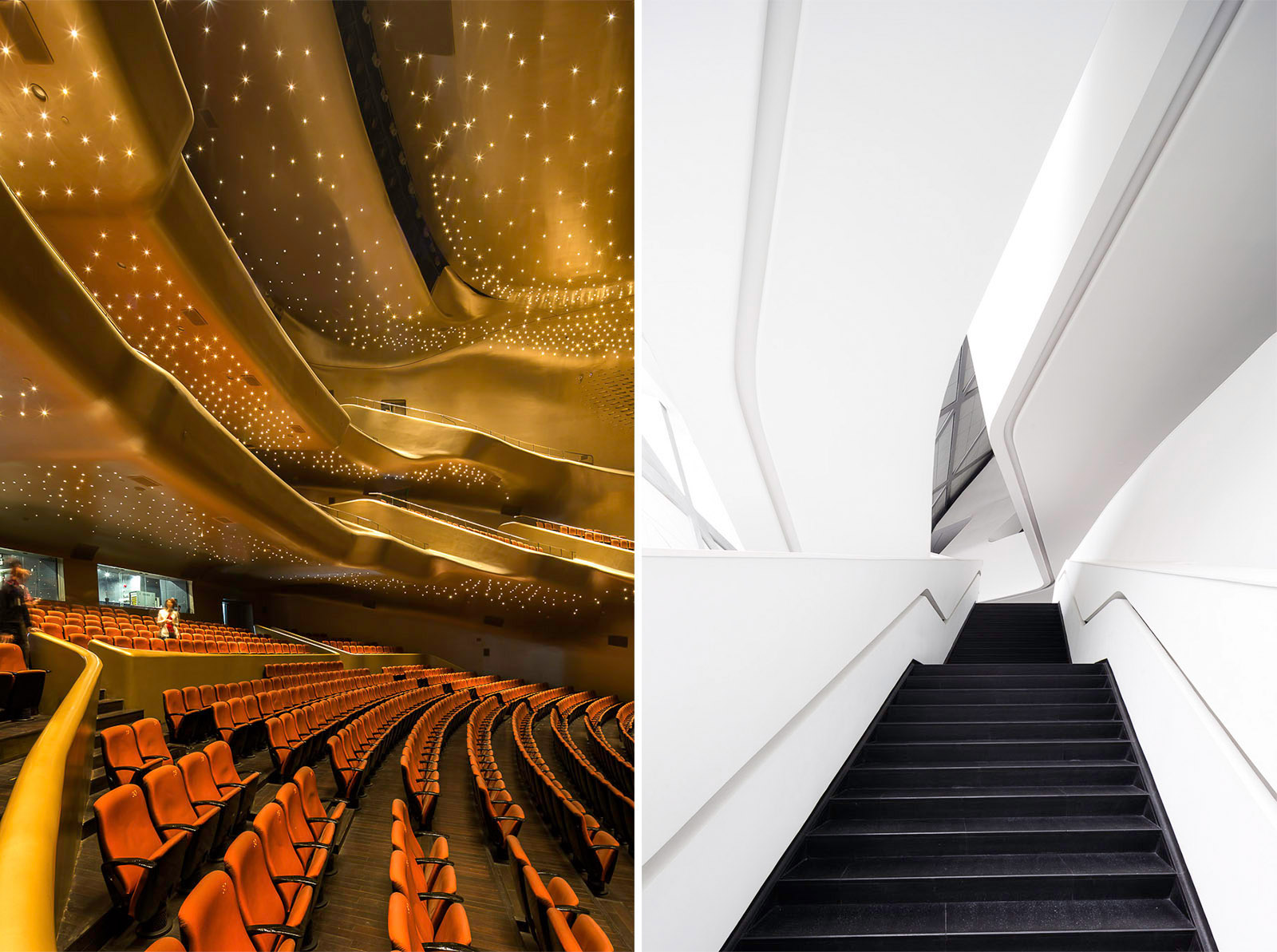 Architectural Photography In China Guangzhou Opera House By Zaha