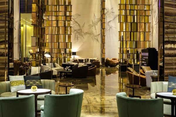 W Hotel Guangzhou by Yabu Pushelberg