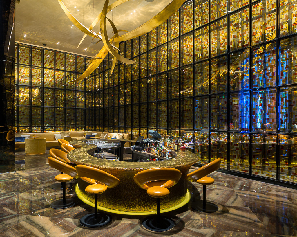 Commercial Interior Photography W Hotel Guangzhou doublespace